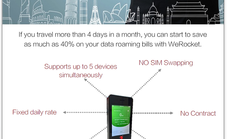 No data roaming bill shock